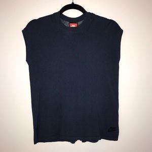 Nike fine knit top